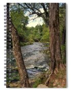 Blue Spring Branch Spiral Notebook