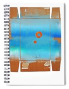Blue Turner Walkabout Spiral Notebook