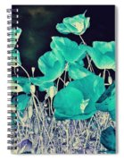 Blue Vision Spiral Notebook