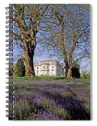 Bluebells In The Pleasure Grounds, Emo Spiral Notebook