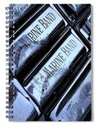 Blues Harps  Spiral Notebook