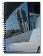 Bmw Hq Spiral Notebook
