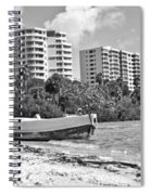 Boat For Sure Spiral Notebook