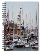 Boat Night Spiral Notebook
