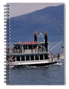 Boat Race Spiral Notebook