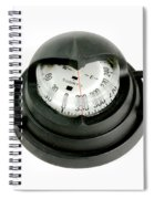 Boating Compass Spiral Notebook