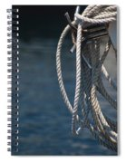 Boating Time Spiral Notebook
