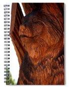 Bobcat Closeup Spiral Notebook