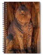 Bobcat Reflections Spiral Notebook