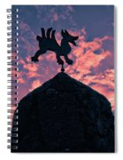 Bodegas El Grifo  Spiral Notebook