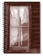Bodie Window Spiral Notebook