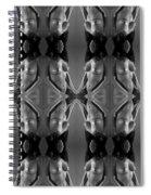 Body Art Spiral Notebook