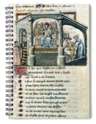 Boethius (c480-524) Spiral Notebook