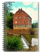 Bollinger Mill Spiral Notebook