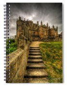 Bolsover Castle Spiral Notebook