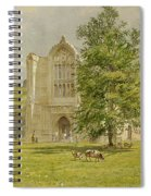Bolton Abbey  Spiral Notebook