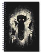 Bombs Away Spiral Notebook