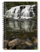 Bond Falls 2 Spiral Notebook