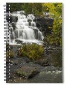 Bond Falls 3 Spiral Notebook