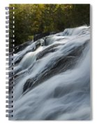Bond Falls 9 A Spiral Notebook