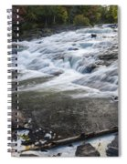 Bond Falls Upper 1 Spiral Notebook
