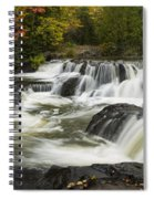 Bond Falls Upper 4 Spiral Notebook