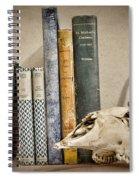 Bone Collector Library Spiral Notebook