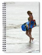 Boogie Board 0669b Spiral Notebook