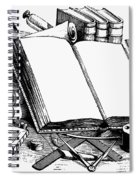 Books: Decorative Cuts Spiral Notebook
