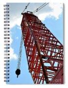 Boom Tower Spiral Notebook
