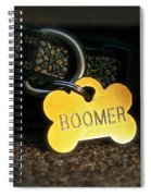 Boomer Gear Spiral Notebook
