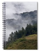 Boquete Highlands Spiral Notebook