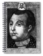 Boris Godunov (c1551-1605) Spiral Notebook