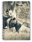 Born To Ride Spiral Notebook