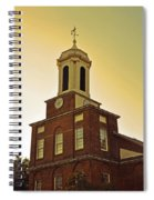 Boston Church Spiral Notebook