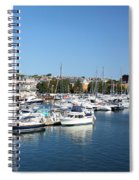 Boston Harbor Spiral Notebook
