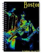 Boston In Spokane 1978 Spiral Notebook