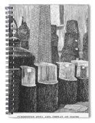 Boston: Industrial Fair Spiral Notebook