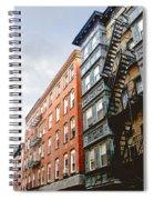 Boston Street Spiral Notebook