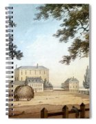 Boston: Theater, 1798 Spiral Notebook