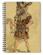 Bottom - A Midsummer Night's Dream Spiral Notebook