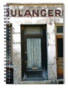 Boulangerie Spiral Notebook