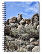 Boulder Populated Spiral Notebook