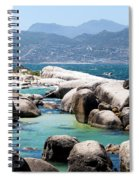 Boulders Beach Spiral Notebook
