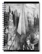 Boulevard Of Broken Dreams Spiral Notebook