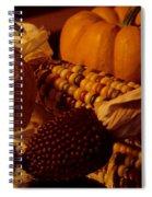 Bountiful Harvest Spiral Notebook