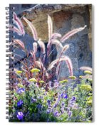 Bouquets On Display Spiral Notebook