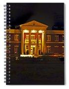 Bourne Identity Spiral Notebook