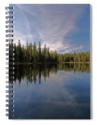 Bow Tie In The Sky Spiral Notebook