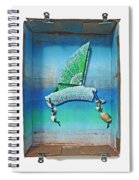 Boxing The Compass Spiral Notebook